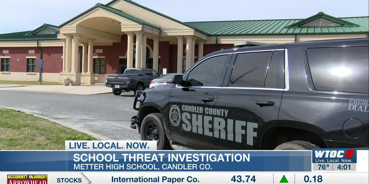 Candler Co. Sheriff's Office investigating reported school threat made on social media