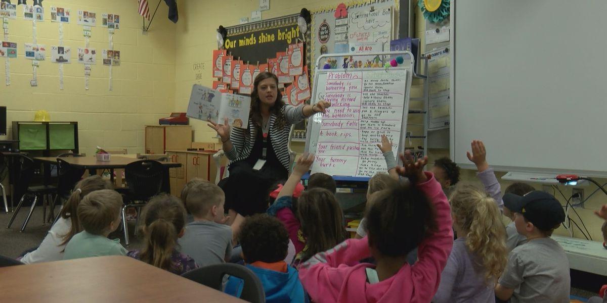 New teacher retention program keeps first-year teachers in the classroom