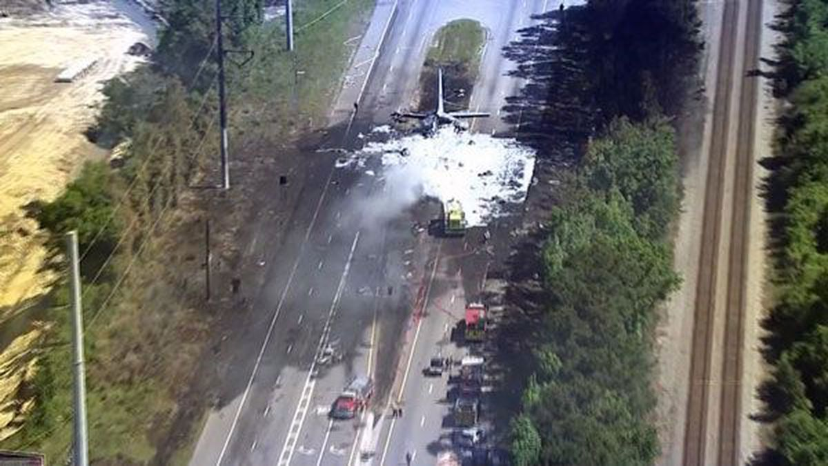 GDOT announces plans for repairing stretch of GA-21 following C-130 crash