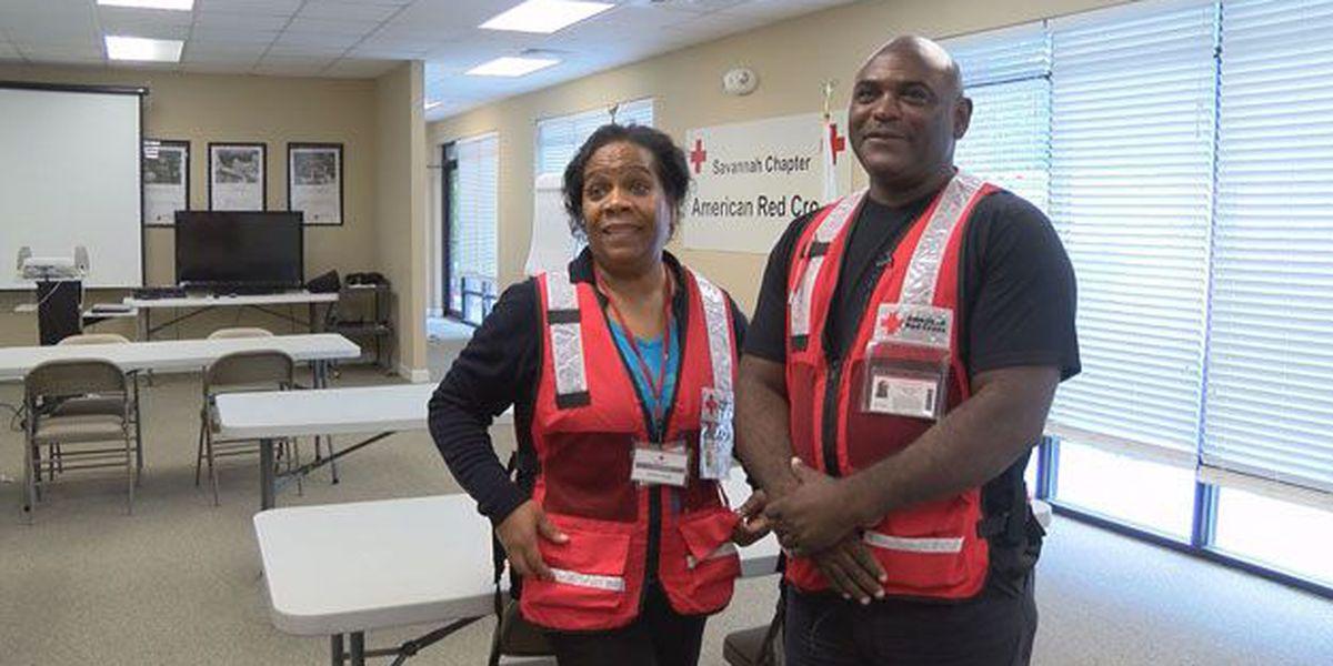 Savannah Red Cross deploying to help in SC