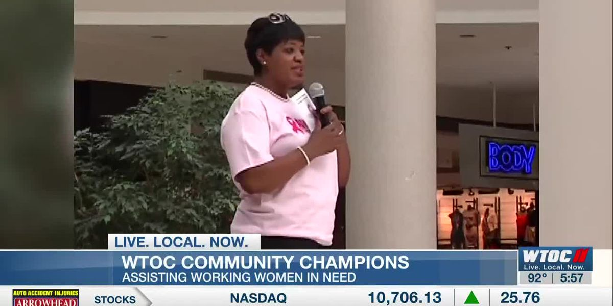 Community Champions: Assisting Working Women in Need