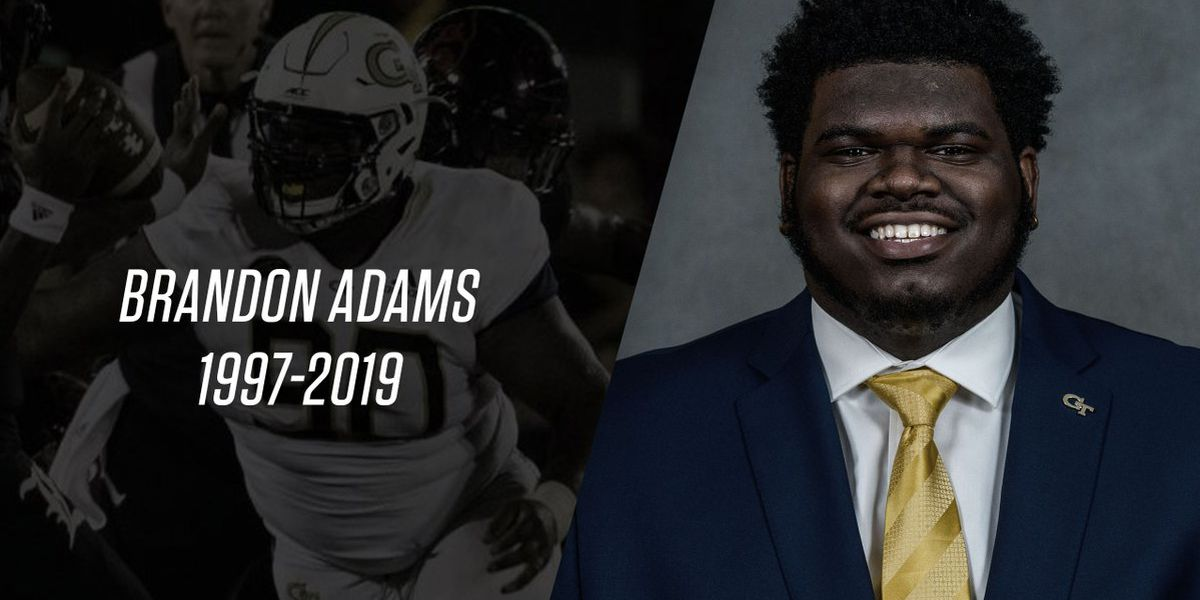 Georgia Tech football player dead at 21