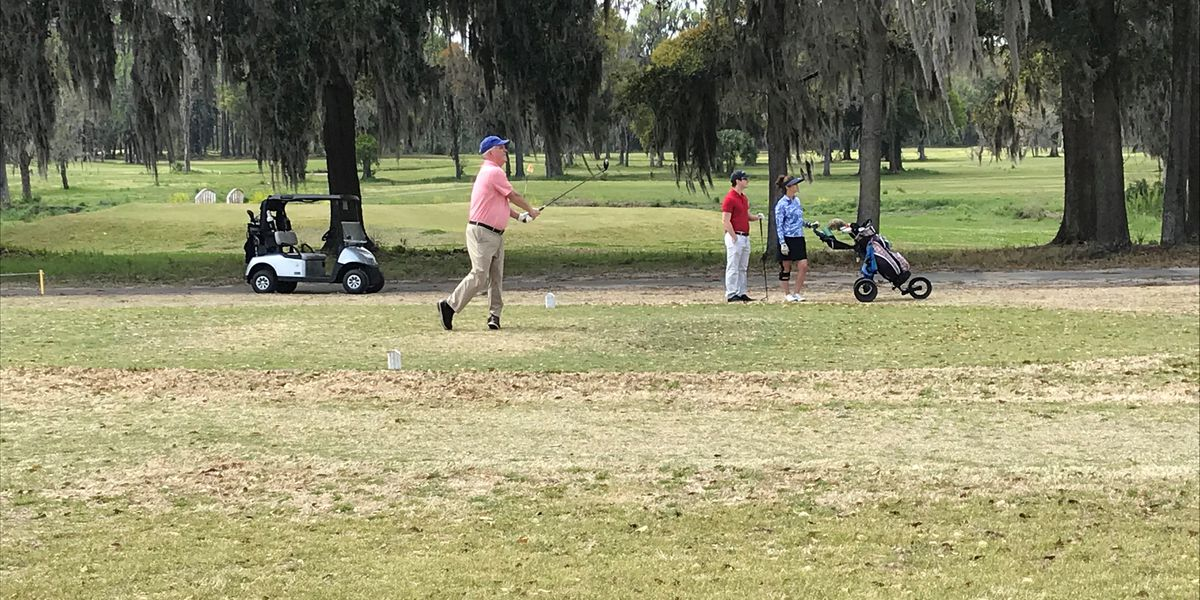 Area golfers play through COVID-19 concerns