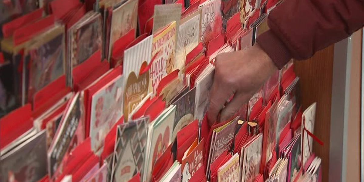 145M Valentine's Day cards expected to be exchanged this year