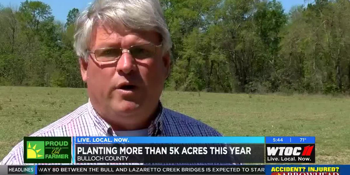 Proud to be a Farmer: Wade Hodges, Bulloch County