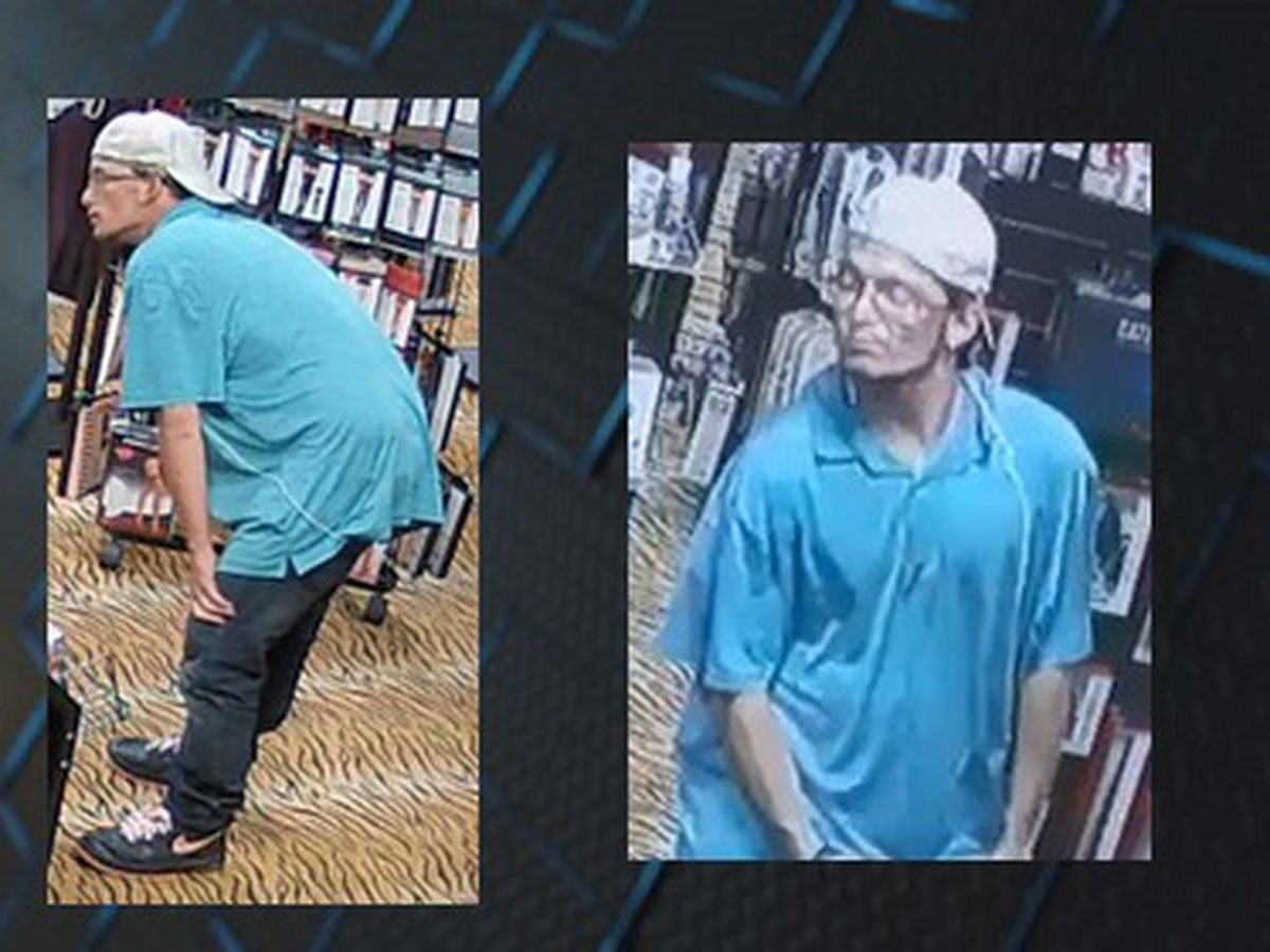 Savannah PD identifies man who exposed himself in Sunset Novelties