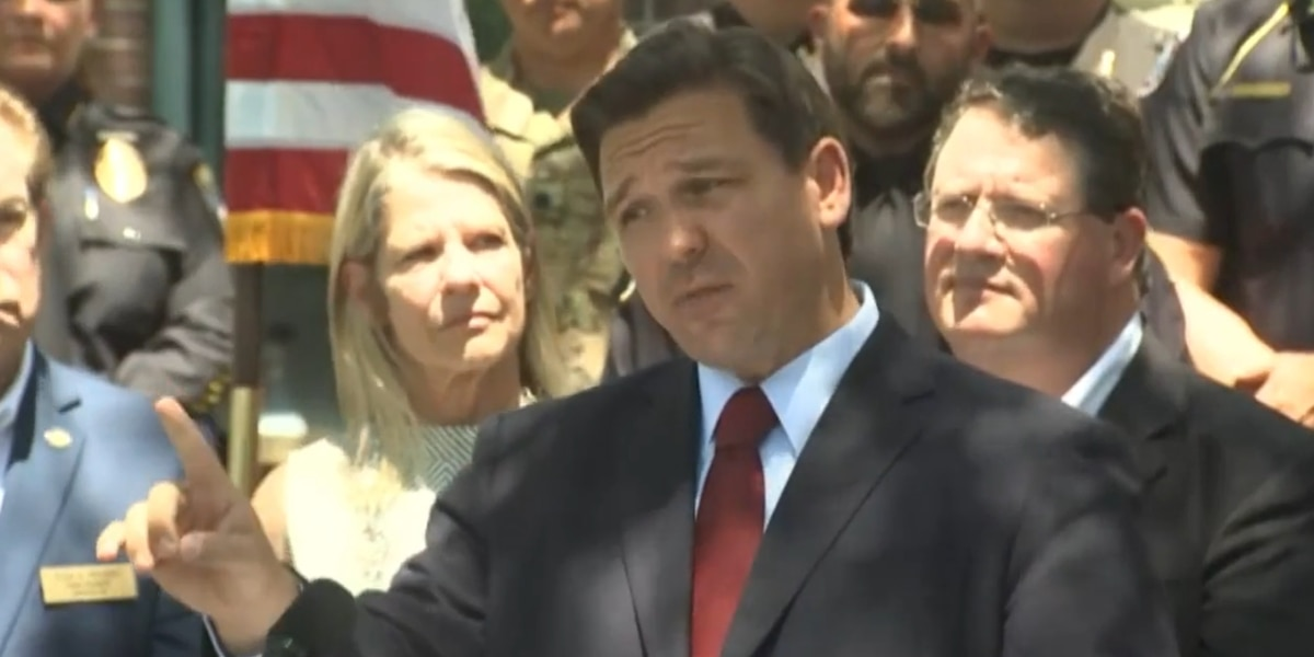 DeSantis signs GOP-drafted voting bill, legal fight begins
