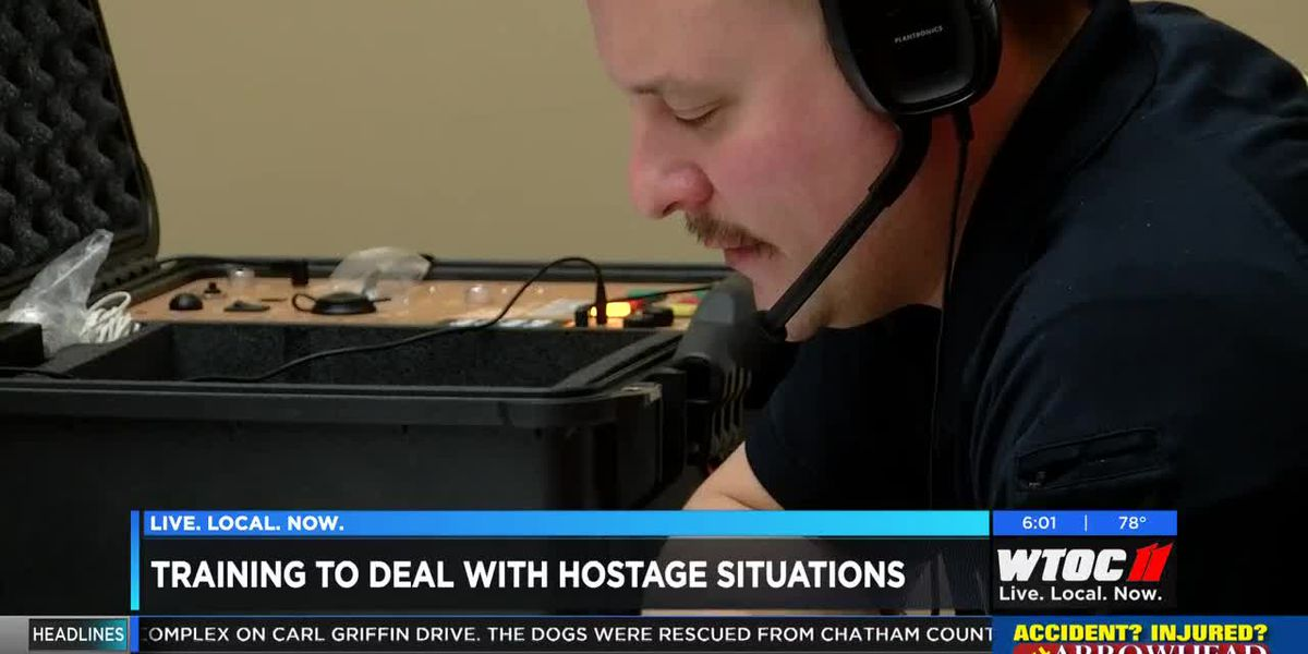 SPD undergoing training to deal with crisis situations