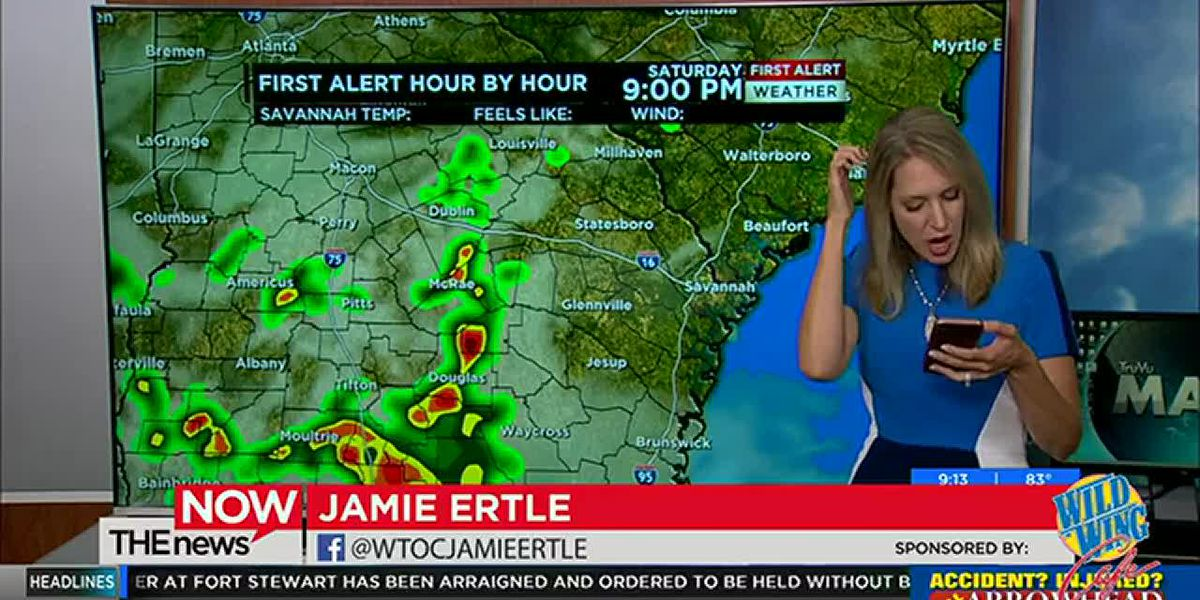Rain chances are increasing. WTOC Jamie Ertle's tracking them on The News Now.