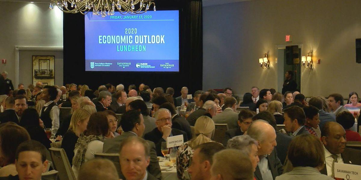 2020 Economic Outlook luncheon held in Savannah