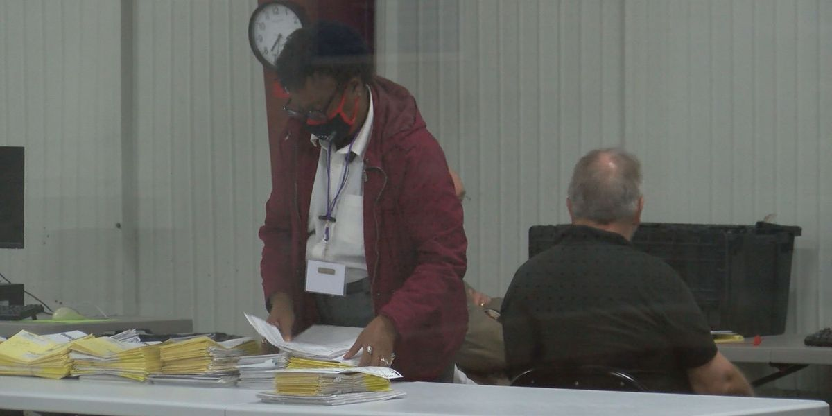 Chatham Co. absentee ballot counters sent home, returning Wednesday morning