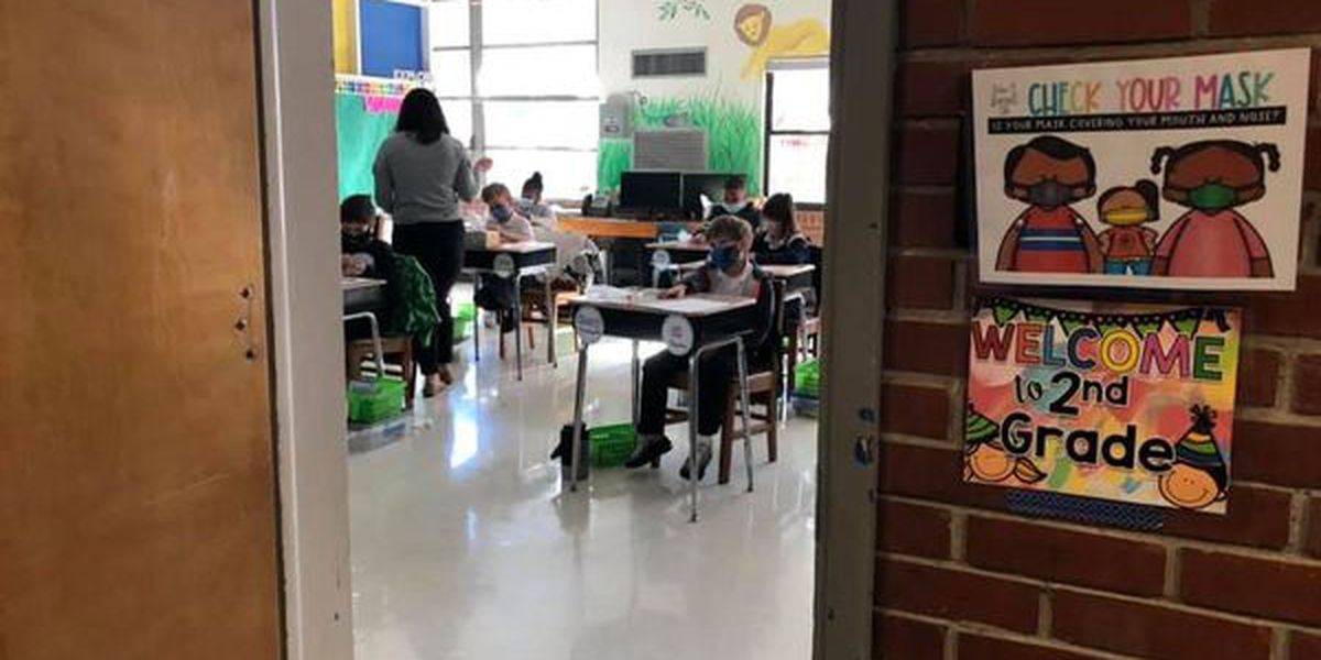 Dual teaching helps make hybrid learning possible for SCCPSS