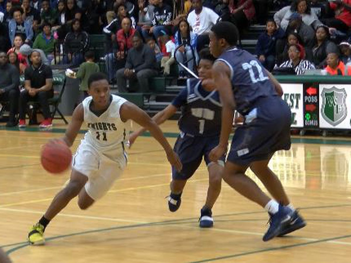 Friday's state basketball playoff scores and highlights (02-15-19)