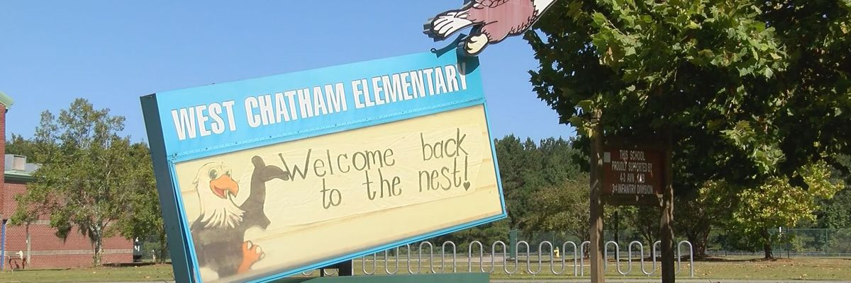 West Chatham Elementary School to reopen Monday after week-long closure