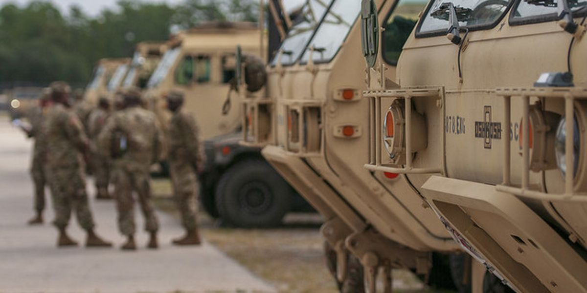 Ga. Dept. of Defense ready to put boots on the ground for relief efforts