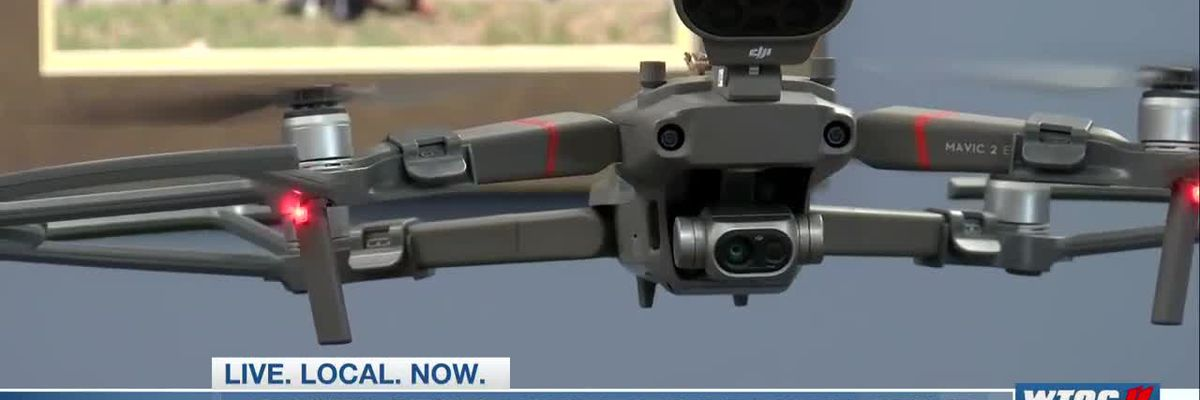 Sky is the limit for ECSO drone program