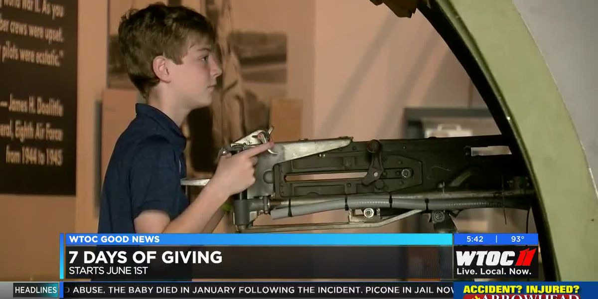 Good News: Seven Days of Giving