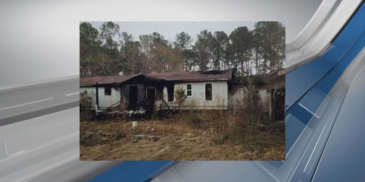 Ridgeland Fire puts out major fire at vacant home