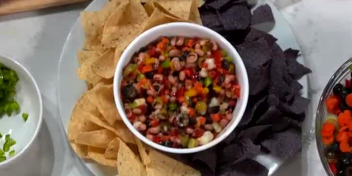 "Cutter Martin makes ""Martin Texas Caviar"""
