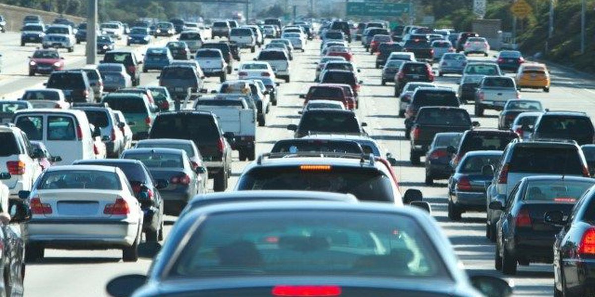 Traffic backup reported on Hwy 21 coming from Rincon during morning commute