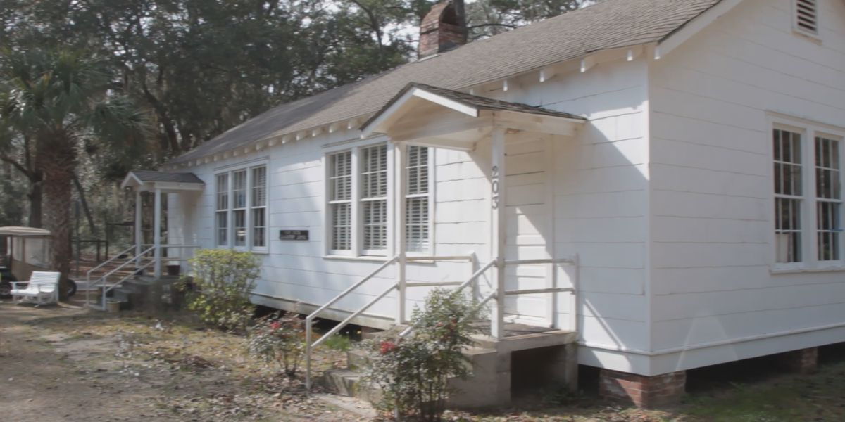 New life for historic schoolhouse on Daufuskie Island