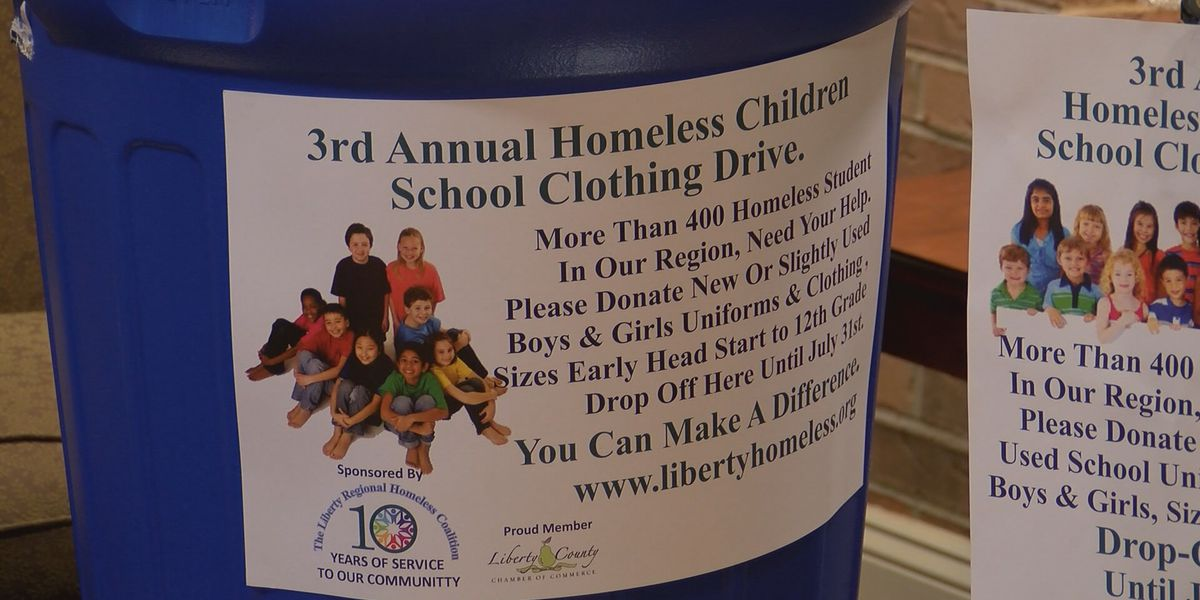 Liberty Co. organization working to combat rising number of homeless students