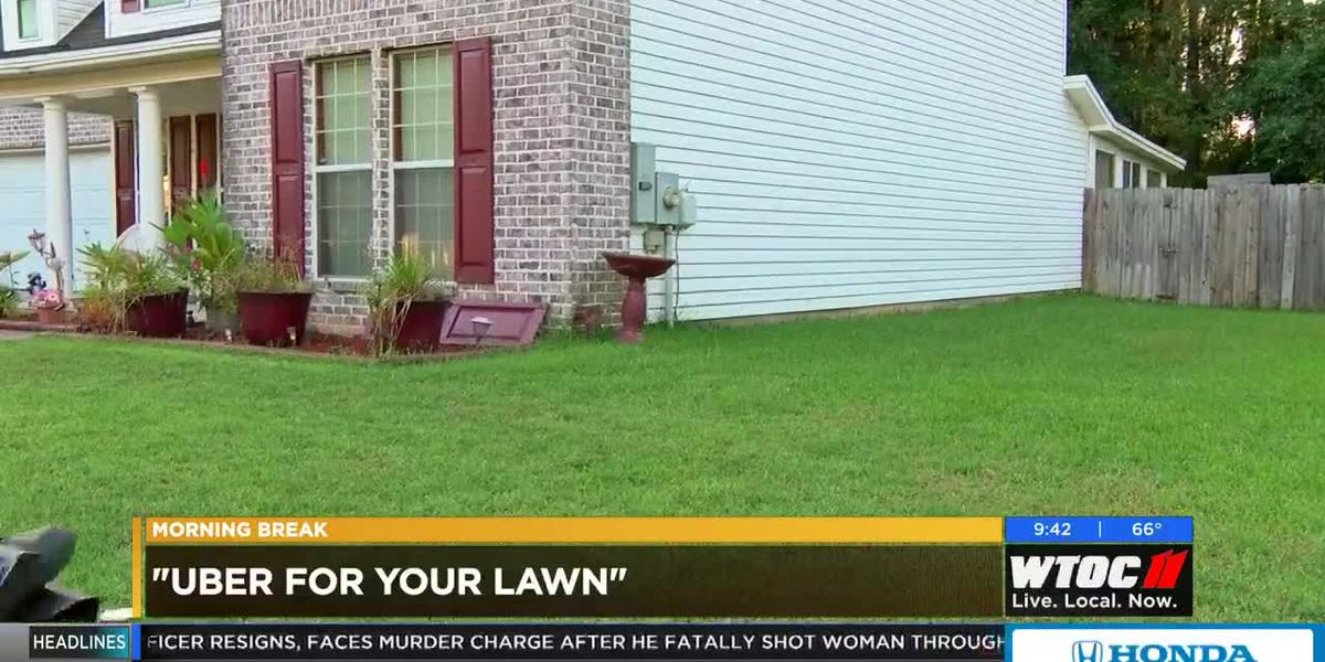 Uber lawn care service arrives in Savannah