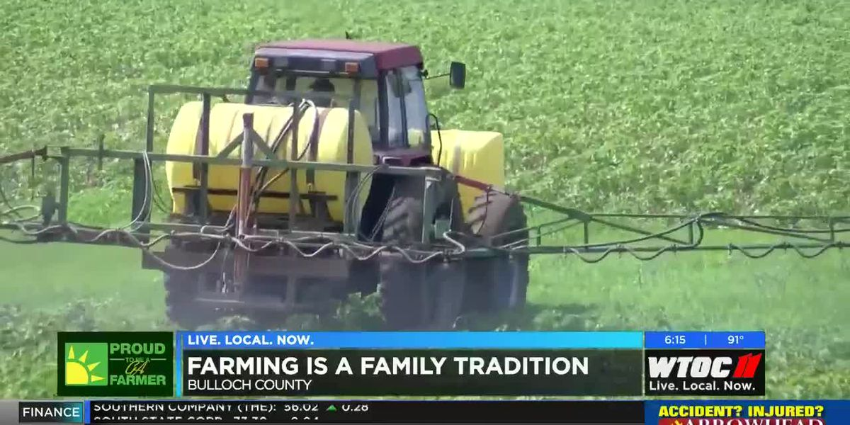 Proud to be a Farmer: Farming is a family tradition