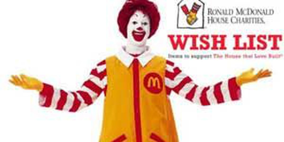 Local business donates to Ronald McDonald House; accepting public donations