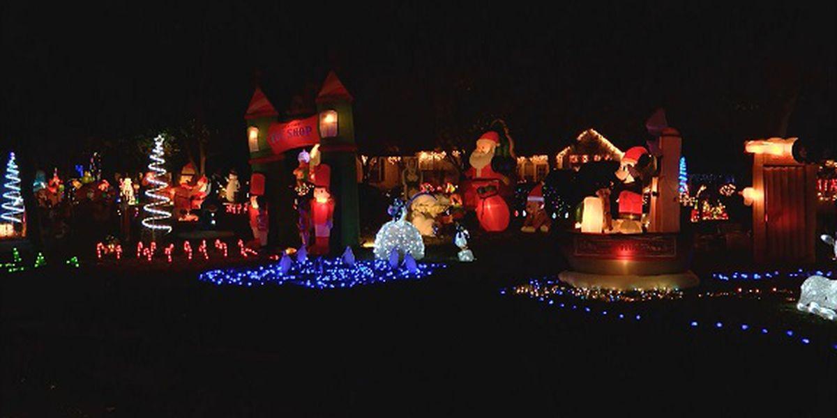 Good News: Christmas lights for a cause