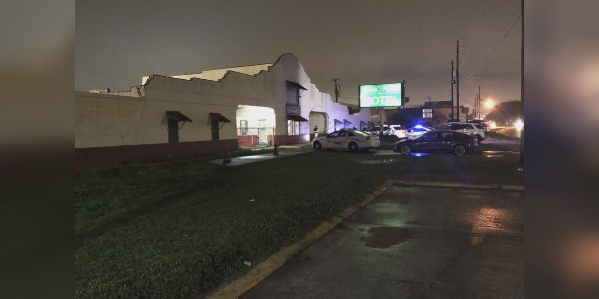 Search for Alamo Plaza Motel shooting suspect continues