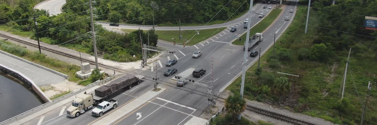 City of Savannah, CSX working on issues caused by rail line
