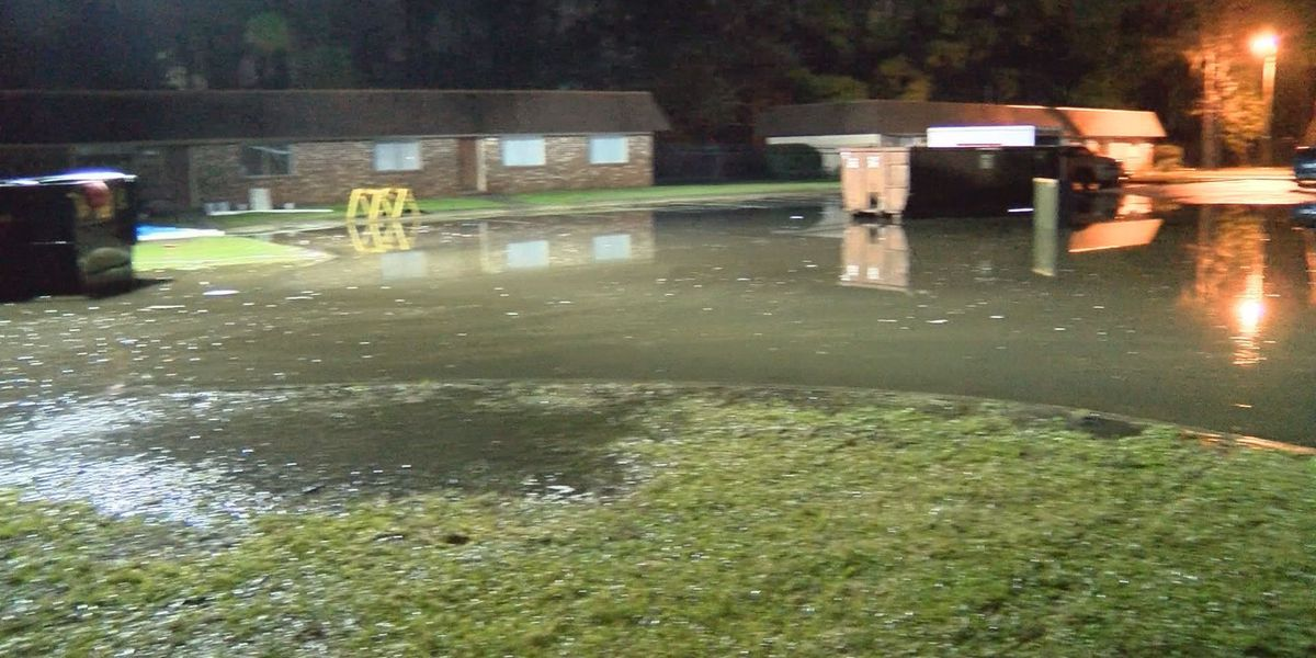 Chatham County engineer says drainage issue leads to flooding near Westlake Apartments