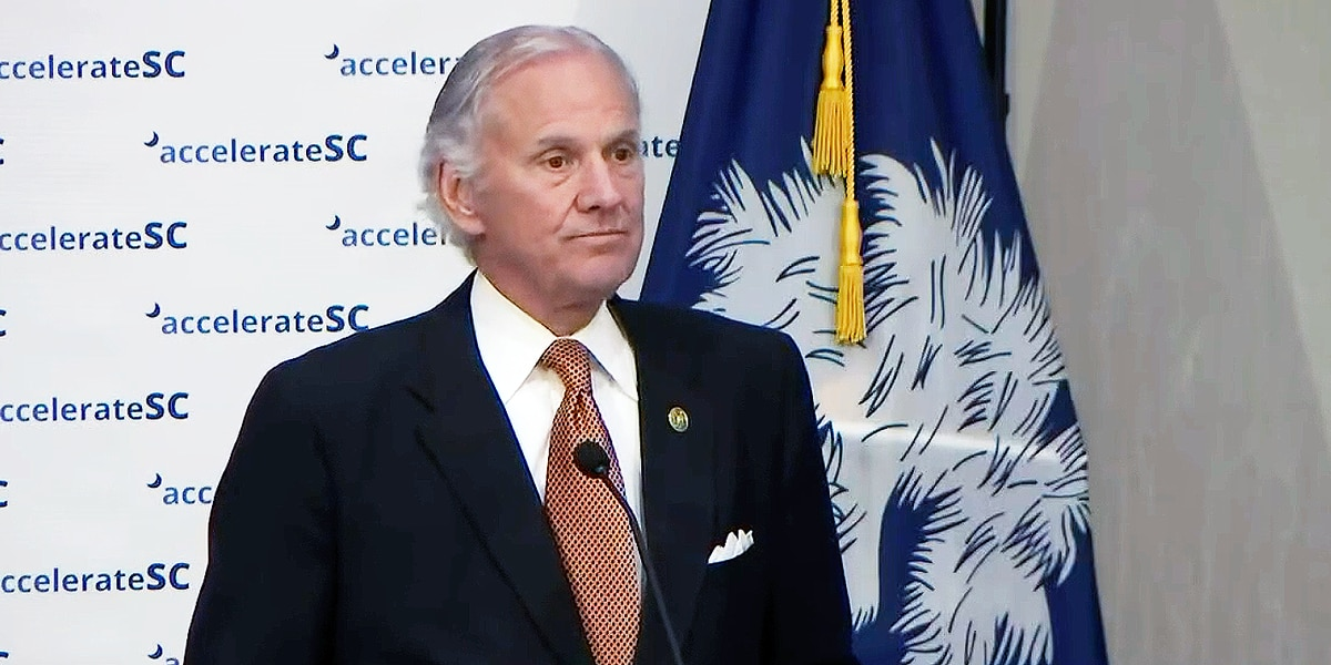 SC Supreme Court strikes down Gov. McMaster's SAFE grants program