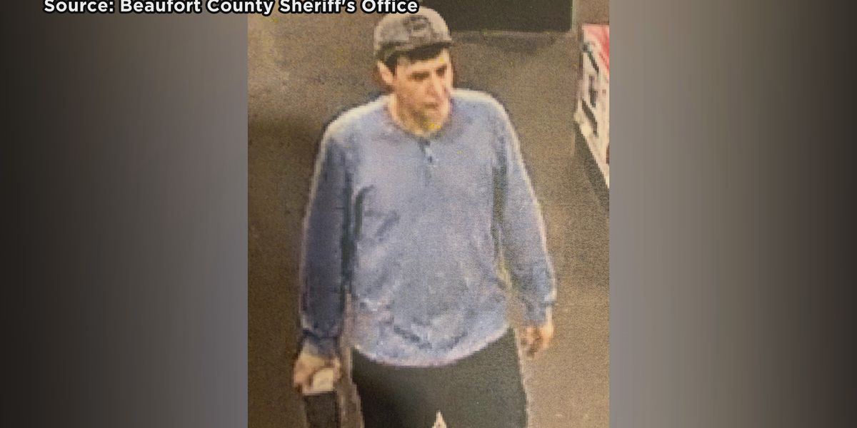 Sheriff's Office seeks to identify Lowcountry shoplifting suspect