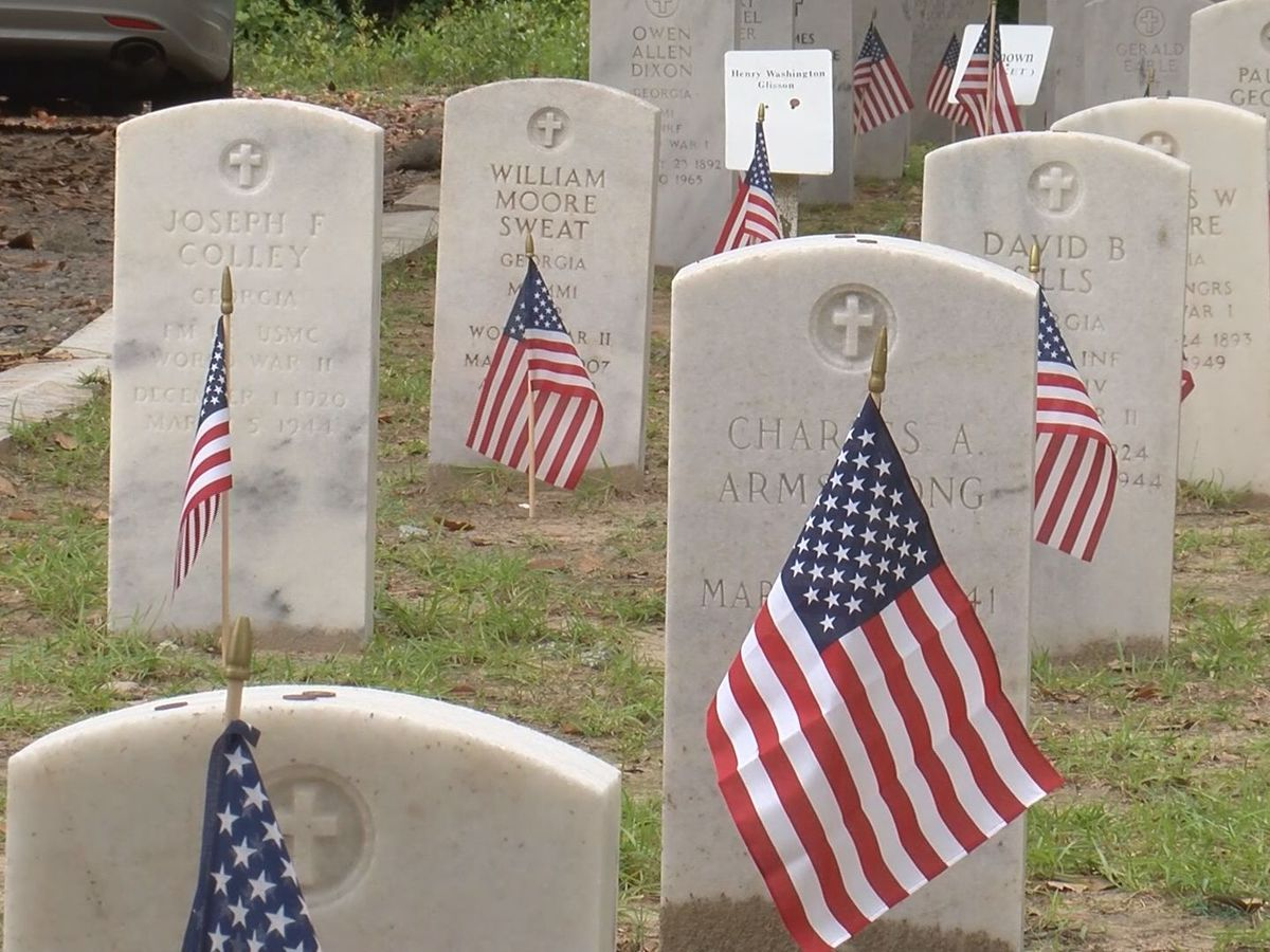 Gold Star families remember loved ones on Memorial Day