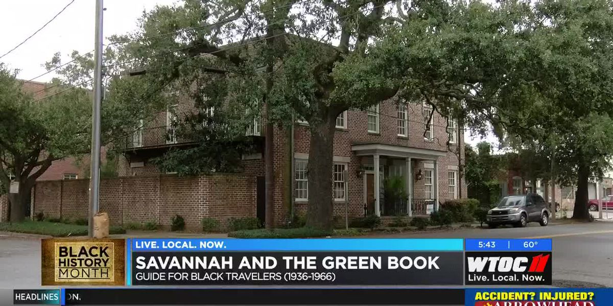 Savannah and The Green Book
