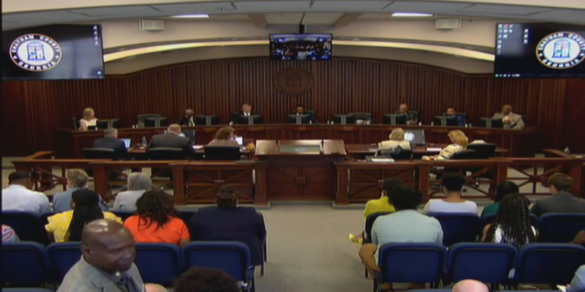 Chatham County Commission approves 2020 budget