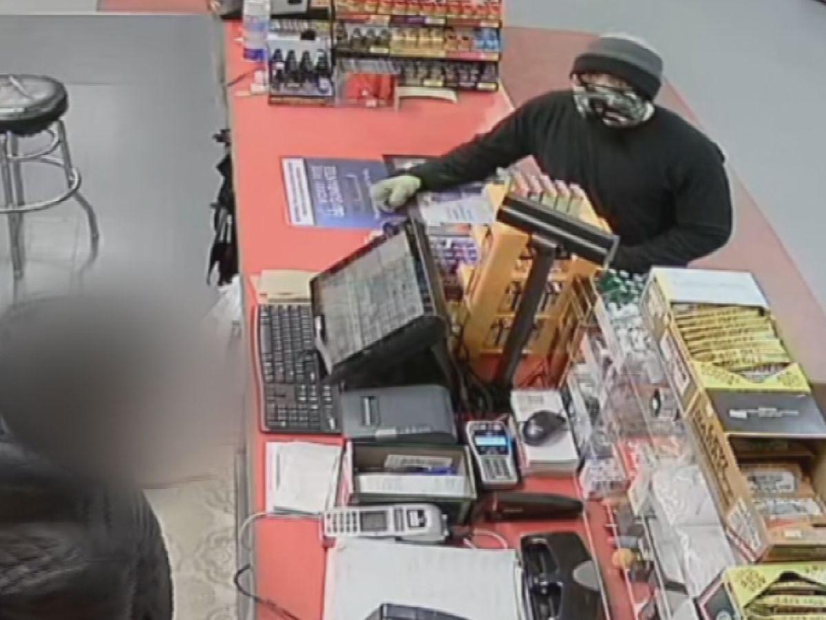 Pooler Police seek armed robbery suspect