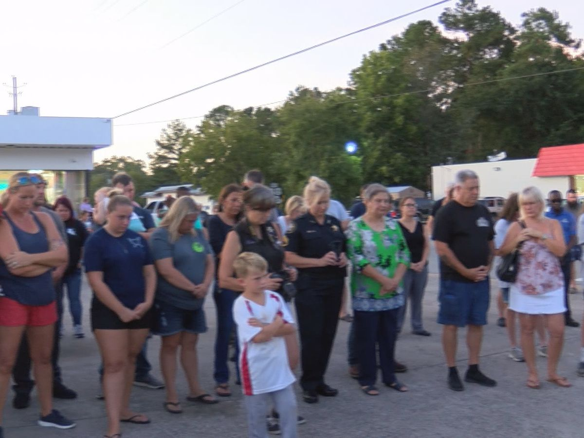 Portion of highway named for former Ludowici police chief