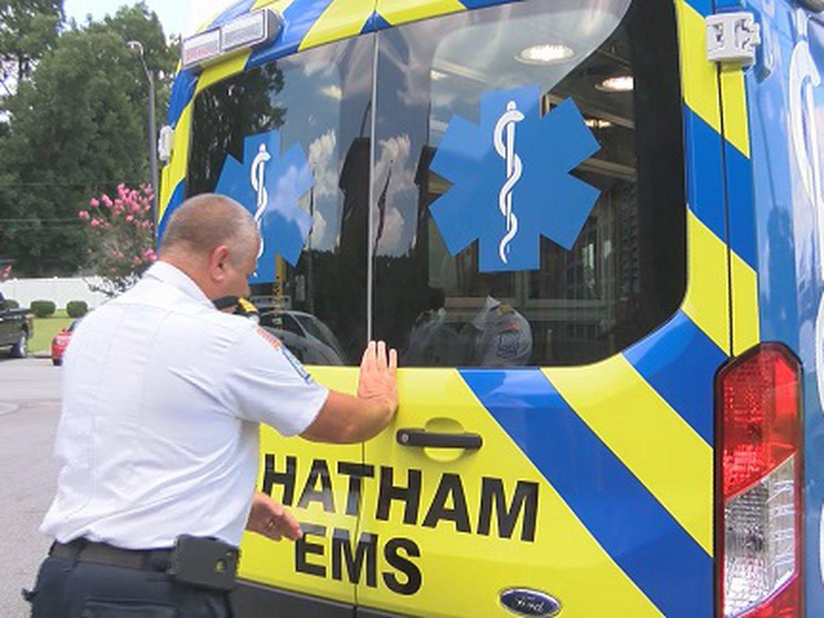 Chatham EMS adds new transit ambulances to its fleet