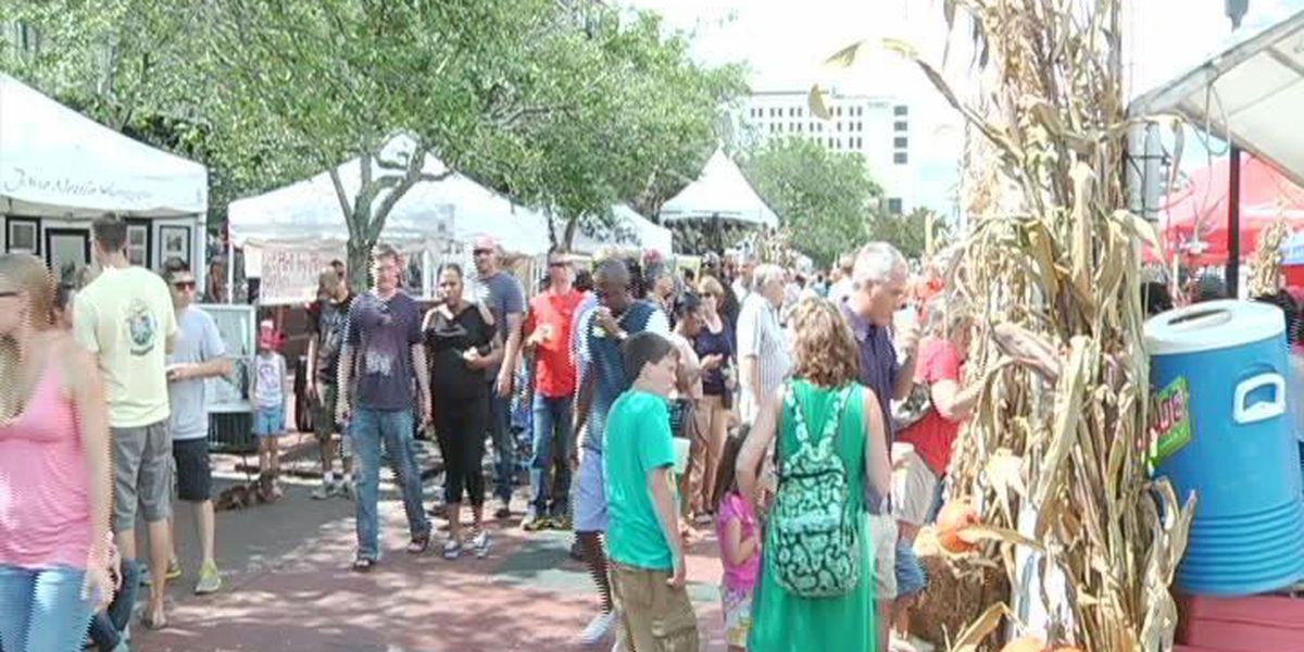 Downtown gets a little more German with annual Oktoberfest
