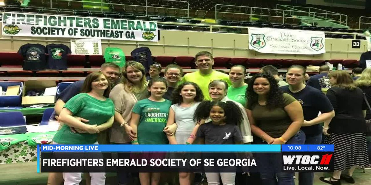 Firefighters Emerald Society of Southeast Georgia