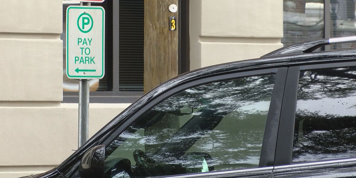 Specific parking spaces to get lower rates in Savannah