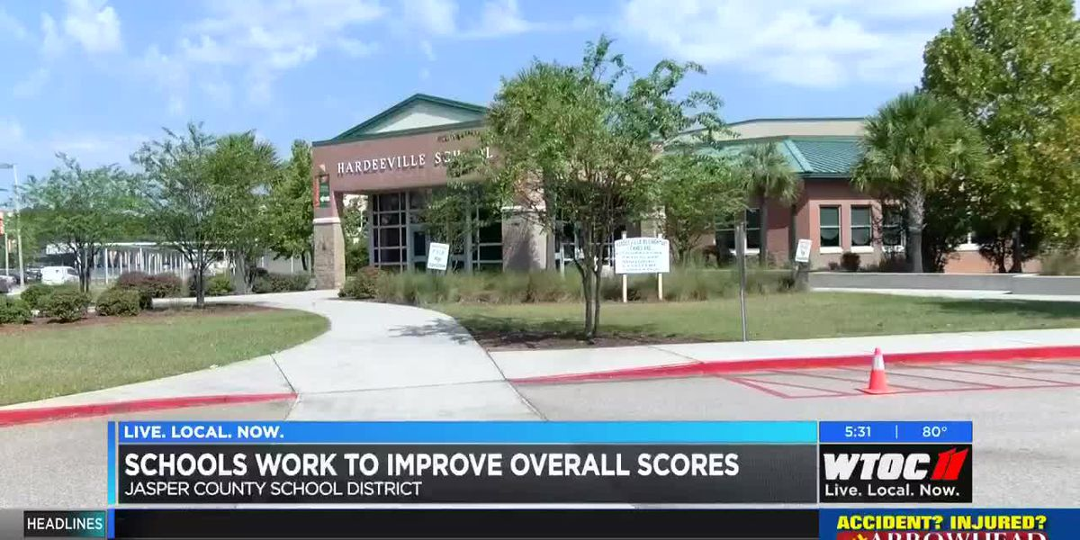 Jasper County schools working to improve education