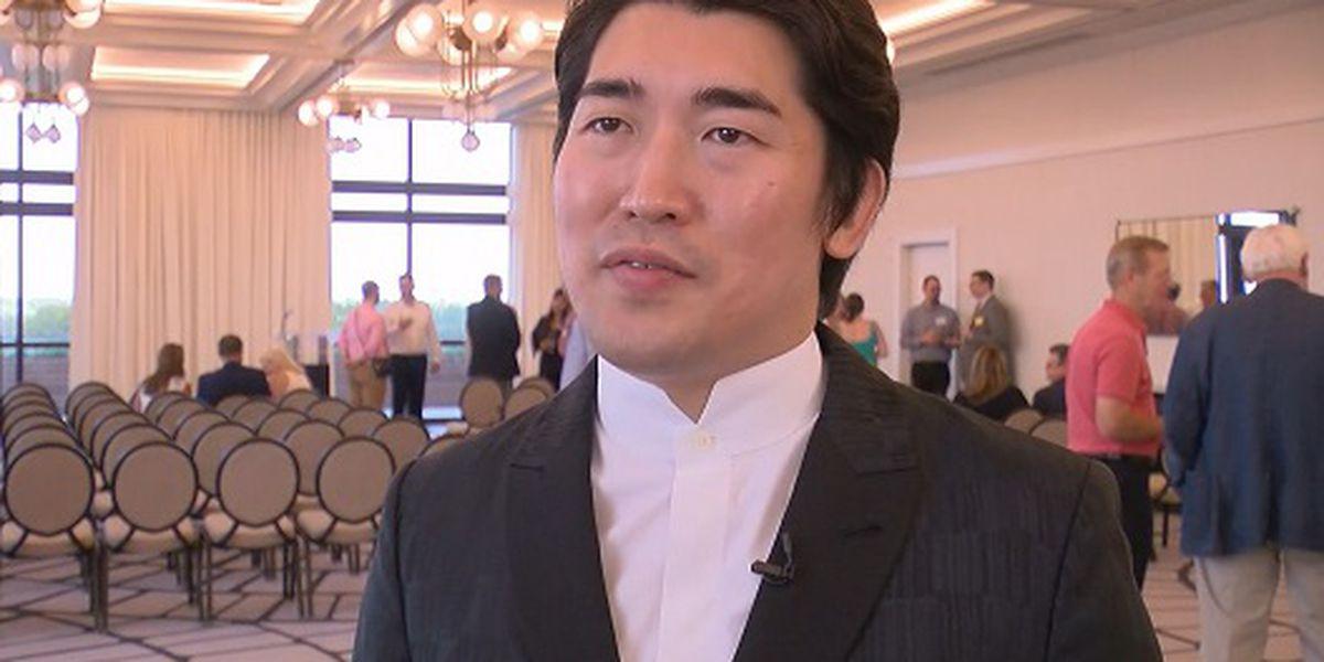 Savannah Philharmonic names new Music & Artistic Director