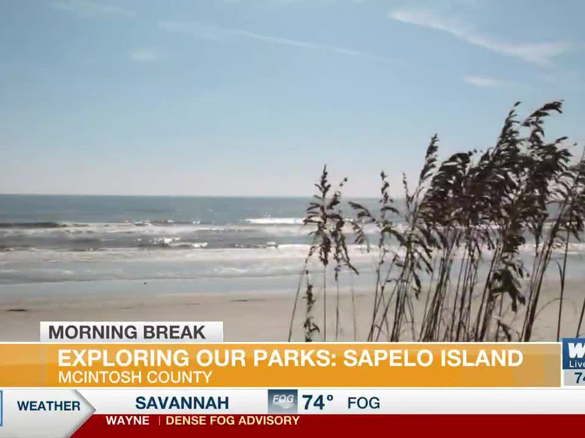 Exploring Our Parks: Sapelo Island