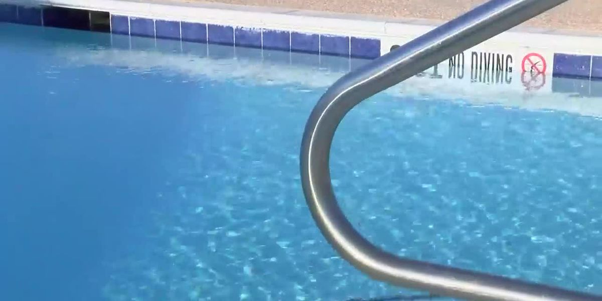 Swimming safety reminders as weather warms up