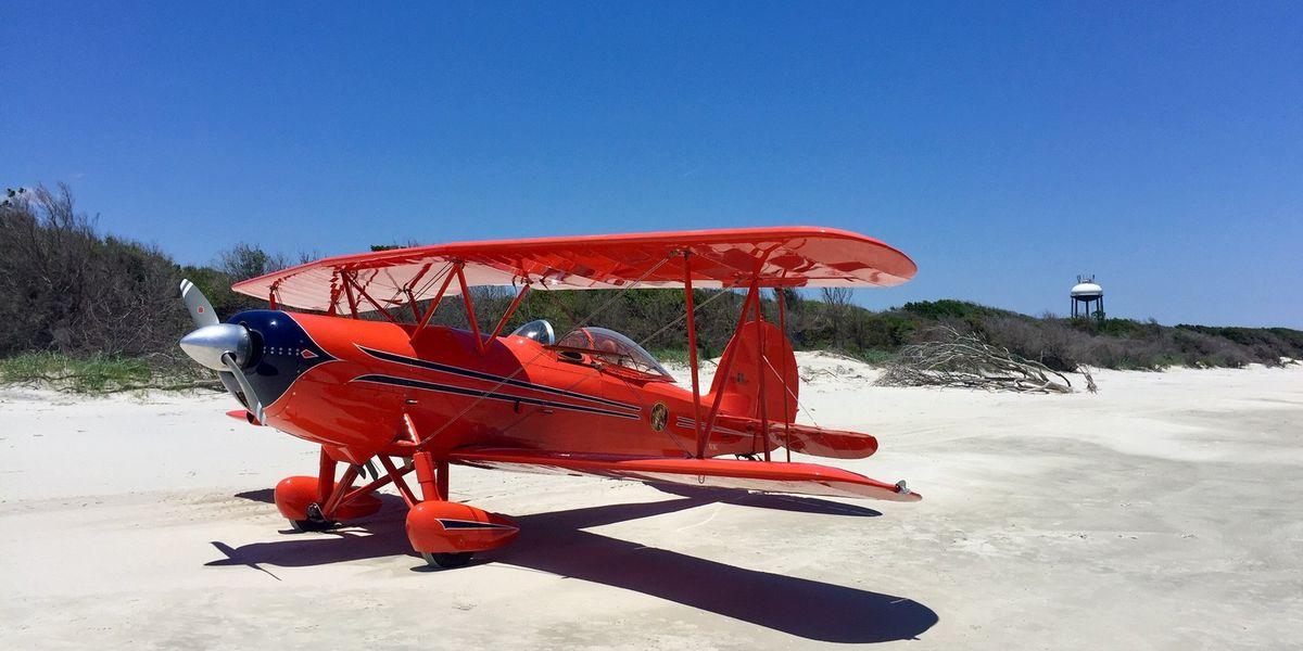 Pilot makes emergency landing on Jekyll Island