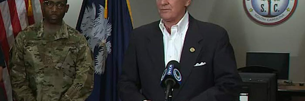 Gov. McMaster: 'Law enforcement is activated, on alert and ready'